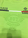 Яскрава футболка на хлопчика опуклий 3D малюнок, ріст 116, Grace 84250, фото 2