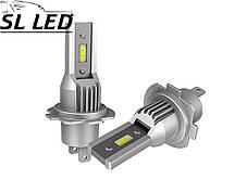 Комплект Led ламп серии SV10,  цоколь  H7 (PK22s)  13W-CSP led 6000K, фото 3