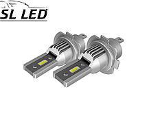 Комплект Led ламп серии SV10,  цоколь  H7 (PK22s)  13W-CSP led 6000K, фото 2
