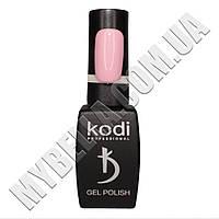 Гель-лак Kodi № 80 M, 8 МЛ розовый персик