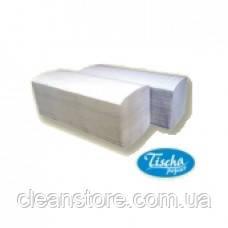 Полотенца бумажные Tischa Papier V-складка 3200 листов, фото 2