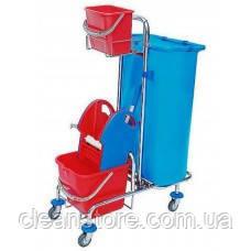Візок для прибирання, фото 2
