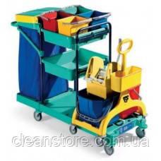 Візок для прибирання GREEN LINE 450