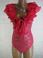 Боди женское 0323 розовый