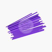 Палички для кейк-попсов - Бузкові - 15 см, 50 шт