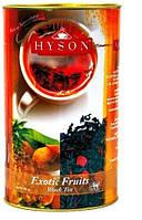 "Чёрный Чай Хайсон "" Exotic Fruits "" 100 гр"