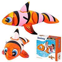 """Плот надувной """"Рыба-клоун"""", 157*94 см, надувные игрушки"""
