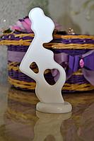 Статуэтка БЕРЕМЕННАЯ (искусственный камень, ручная работа) эксклюзивный подарок