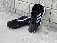 7ec82bb4 Сороконожки Adidas Predator с носком 1109 + щитки в ПОДАРОК адидас предатор  сороконожки
