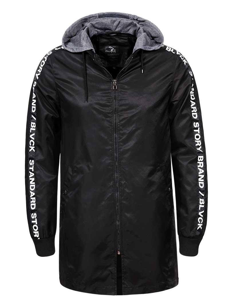 Оригинальная Ветровка мужская AW19 MFY-7790 Black