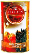 """Чёрный Чай Хайсон """" Дикая вишня """" 100 гр"""
