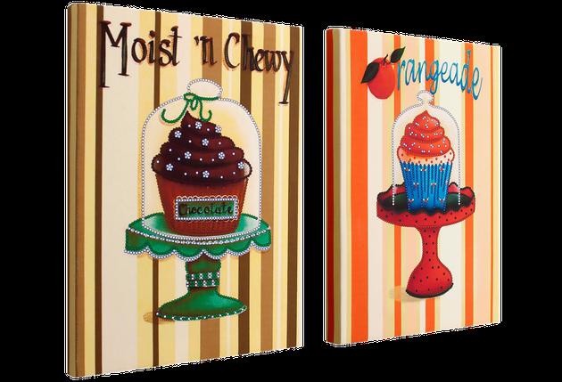 """Схема для вышивания бисером """"Сupcakes"""", фото 2"""