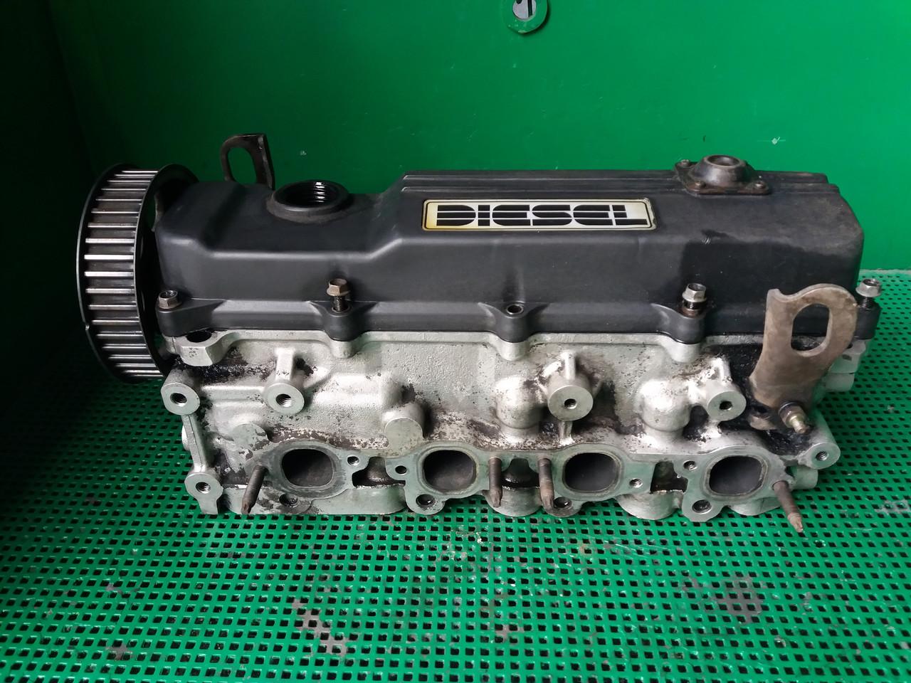 Головка блока ГБЦ Opel Astra Combo 1.7D