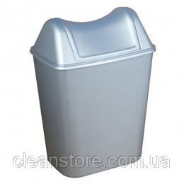 Корзина пластмассовая с крышкой 8л ACQUALBA, фото 2