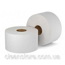 Туалетная бумага 160м Джамбо (в упаковке 6 шт)