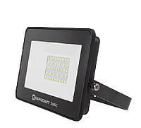 Світлодіодний прожектор 50w ZUM 2750Lm 6400K IP65 SMD (ЛІД прожектор вуличний)