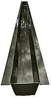 Формы для бетонных столбиков 2,15 м 10*10*6 мм, фото 1