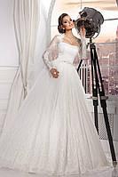 Свадебное платье «Кружево чувств»
