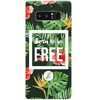 Чехол для Samsung Galaxy Note 8 Born to be Free