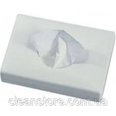 Держатель гигиенических пакетов пластик белый, фото 2