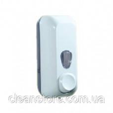 Дозатор жидкого мыла белый, фото 2