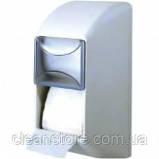 Держатель туалетной бумаги на 2 рулонапластик, фото 2