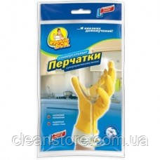 "Перчатки резиновые ""Фрекен Бок"" для посуды L, фото 2"