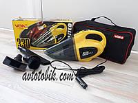 Пылесос VOIN VL-330 для влажной и сухой уборки 12V/138W/сумка, фото 1