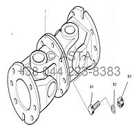 ЗАДНИЙ КАРДАННЫЙ ВАЛ - Z35F11, фото 1