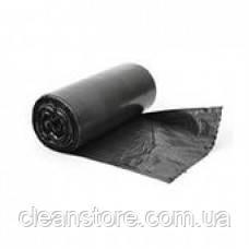 """Мешки д/мусора 160л(10шт) черные КРЕПКИЕ""""Чистота и блеск""""92*110/40мкн"""