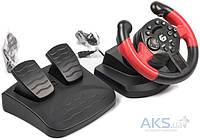 Игровой руль с педалями Gembird STR-UV-01