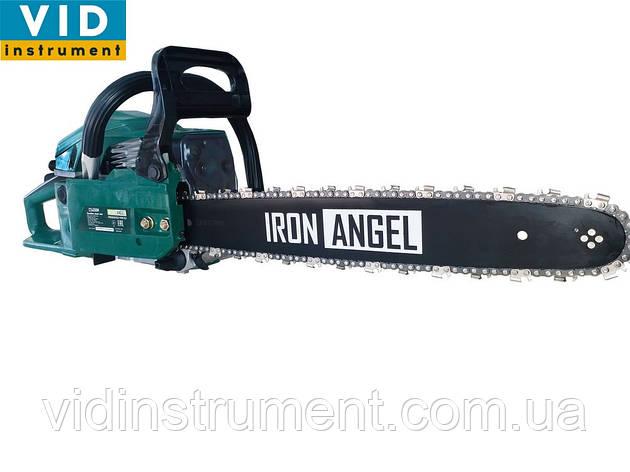 Бензопила Iron Angel CS 450, фото 2