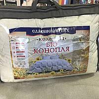 "Одеяло ""Био Конопля"" 140х205 ""Славянский пух"""