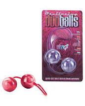 Вагінальні кульки Marbelized Duo Balls, 3,2 см, фото 3