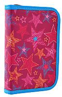 Пенал SMART 532045 HP-03 1 отворот Star's dream