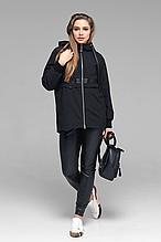 Женская демисезонная куртка CW19C119CW черная - новая коллекция CLASNA 2019 Весна / Осень