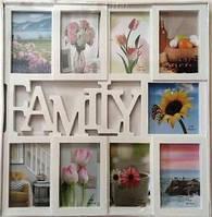 """Фотоколлаж  """"Family"""" №1709 FA"""