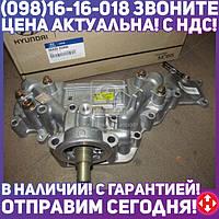 ⭐⭐⭐⭐⭐ Маслоохладитель Hyundai E-County/HD45/HD46/HD65/HD72/HD78 04- (пр-во Mobis) 2642045006