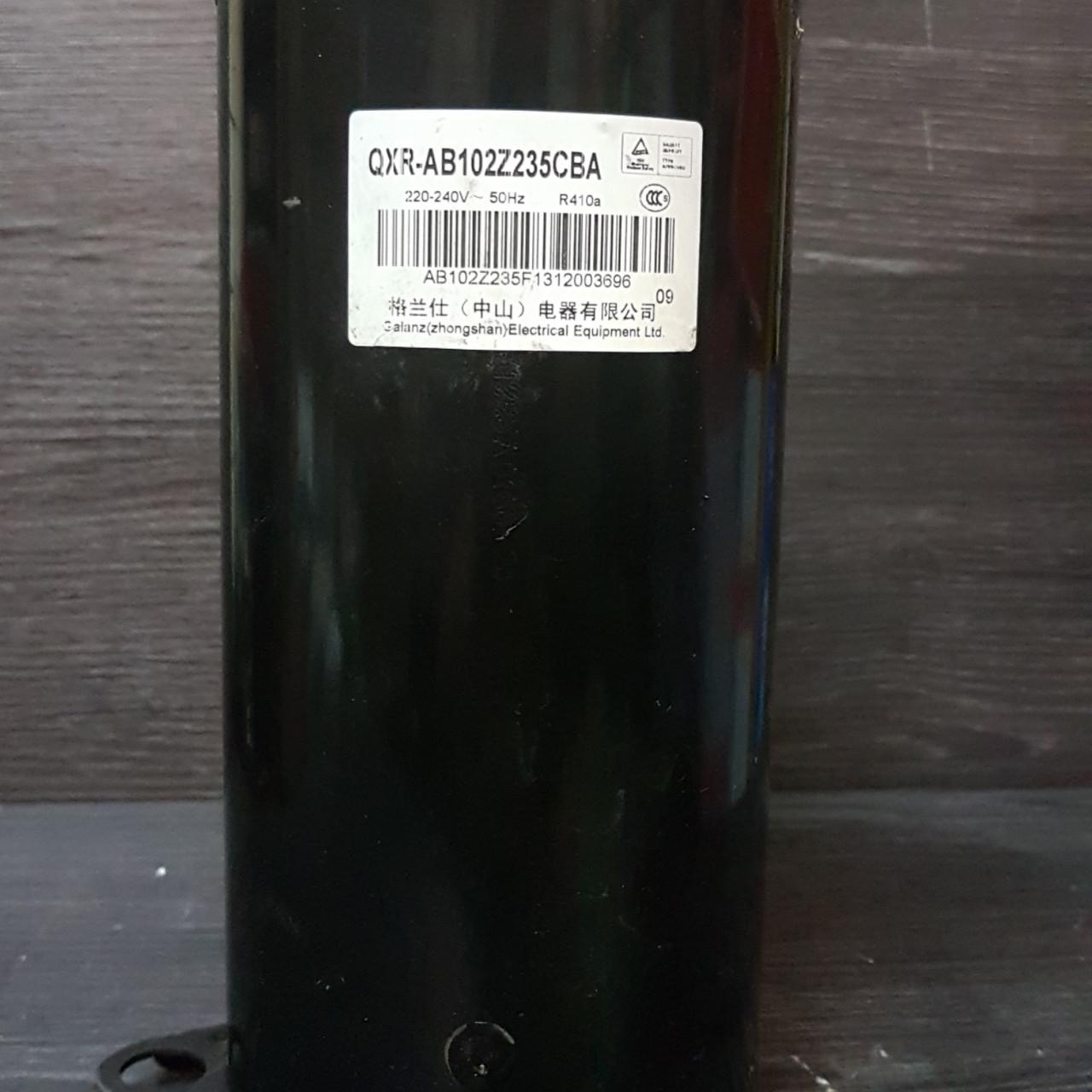 Компрессор QXR-AB102Z235CBA (9000 BTU) R-410