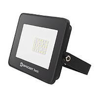 Світлодіодний прожектор 30w ZUM 1650Lm 6400K IP65 SMD (ЛІД прожектор вуличний)