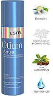 Спрей-кондиционер для увлажнения волос Estel Professional Otium Aqua Spray Conditioner, 200 мл