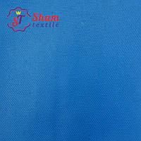 Палаточная ткань ( Оксфорд 600D PU/210g ) ярко-голубой на молоке
