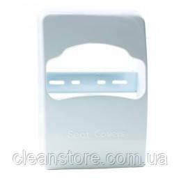 Держатель накладок на унитаз пластик белый