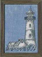 "Набор для вышивания крестом ТМ Permin ""Маяк (Lighthouse)"" 92-8169"