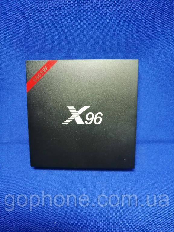 Smart TV приставка X96 4К (2/16 Gb) 4 ЯДРА Android 7.1.2