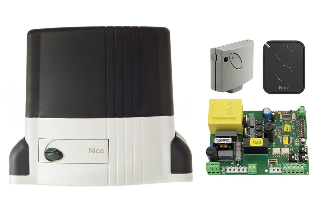 NICE TH1500 KCE — автоматика для откатных ворот (створка до 1500 кг)