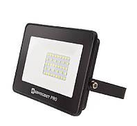 Светодиодный прожектор 30w Premium 2700Lm 6400K IP65 SMD (ЛЕД прожектор уличный), фото 1