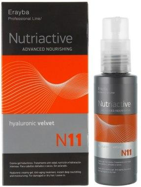 Интенсивный питательный крем с гиалуроновой кислотой Erayba Nutriactive Nourishing Hyaluronic Velvet N11
