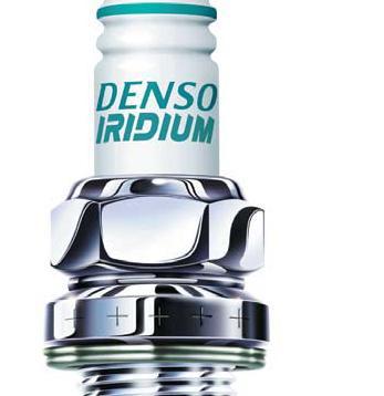 Свечи зажигания IRIDIUM TOUGH® DENSO для автомобилей, работающих на газе