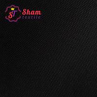 Палаточная ткань ( Оксфорд 600D PU/210g ) черный